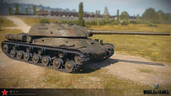 「World of Tanks」2連装砲重戦車がソ連の技術ツリーに登場!