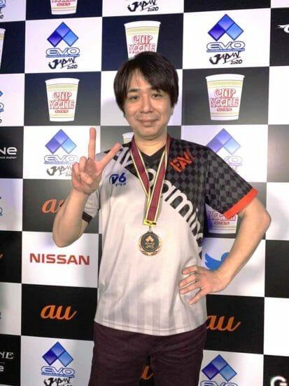 「EVO Japan 2020」sako選手が「ストリートファイターV アーケードエディション」部門で3位入賞!