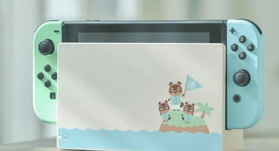 「あつまれ どうぶつの森」スイッチ本体同梱版を開封している公式動画が公開