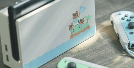 「Nintendo Switch あつまれ どうぶつの森セット」予約開始日が3月7日に決定!