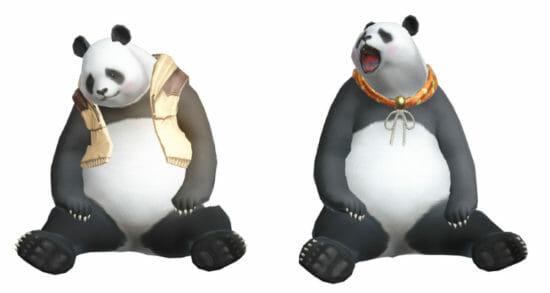 「FAITH – フェイス」新ペット「パンダ」やビンゴシステムを実装!
