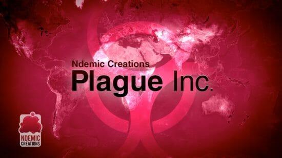 伝染病開発ゲーム「Plague Inc. -伝染病株式会社-」が中国のApp Storeから削除される