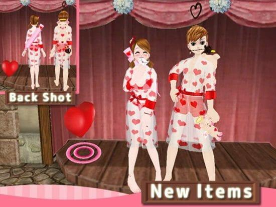オンラインコミュニティゲーム「MILU」、カップルもシングルも楽しめるバレンタインイベントを開催