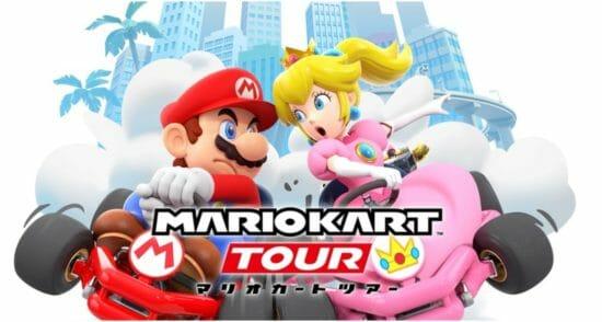 「マリオカート ツアー」マルチプレイ開始!世界中のプレイヤーと競い合おう!