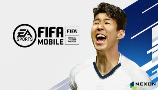 「FIFA MOBILE」のベータテストが韓国にて4月3日より開催!