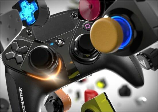 ハイレベルな戦いに挑むプレイヤーをサポート!PS4向け「eSwap Pro Controller」発売を発表