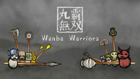 ユニークな戦闘システムが魅力!「Wanba Warriors」がSwitchとSteamで登場!