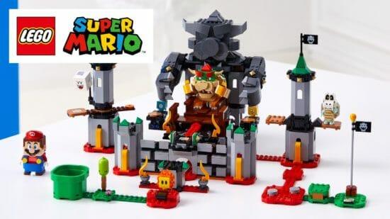 「レゴ スーパーマリオ」の発売日が8月1日に決定!