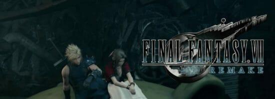 PS4「FF7 リメイク」発売!
