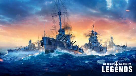 「World of Warships: Legends」ソ連の駆逐艦正式リリース!戦艦のアーリーアクセスも発表!