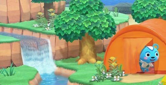 「あつまれ どうぶつの森」たぬきちが「いきものずかん」アプリについて紹介!