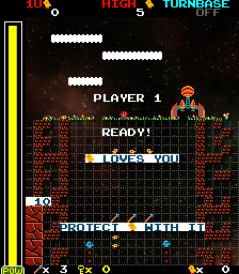 ローグライクなドットイートゲーム「スペースマウス2」が6月19日に発売決定!