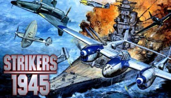 「彩京」の縦スクロールシューティング「ストライカーズ 1945」が4月30日Steamにて配信!