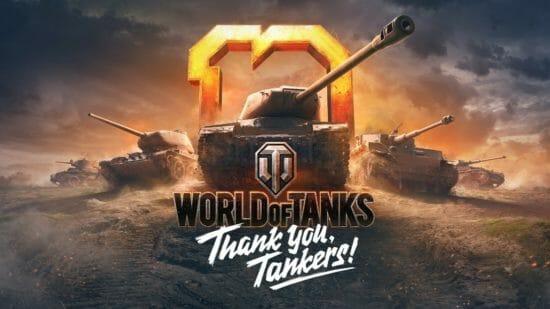 チャットが限定復活!「World of Tanks」10周年記念イベントを4ヶ月連続で開催