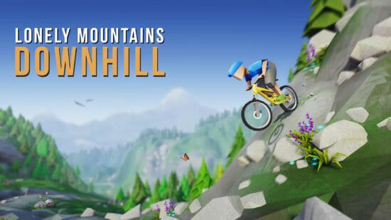 エキサイト&スリリング!山を自転車で駆け下りる「Lonely Mountains: Downhill」がSwitchにて配信開始!