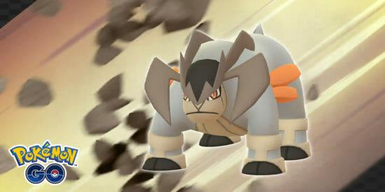 「ポケモンGO」伝説レイドバトルに「テラキオン」が登場!色違いゲットのチャンスも!