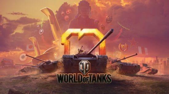 「World of Tanks」サービス開始10周年記念イベント「チャプターII: 世界征服」開幕!