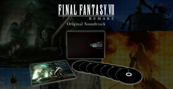 「FF7リメイク」オリジナルサウンドトラックDisc6の試聴曲を公開!