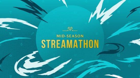 ライアットゲームズ、「LoL」でCOVID-19救援!「ミッドシーズン ストリーミングマラソン」開催!