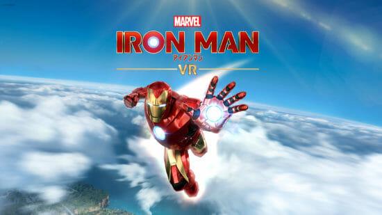 PS VRでヒーロー体験!「マーベルアイアンマン VR」が7月3日に発売!