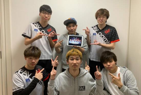 「FAV gaming」が「クラロワリーグ イースト」にて初代チャンピオンに!