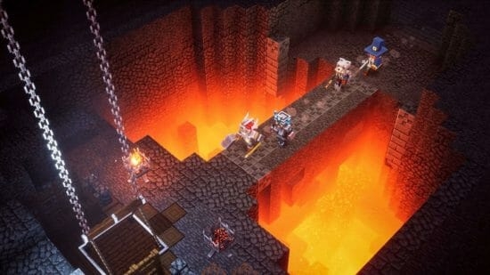 マイクラの世界観で楽しめるダンジョンアドベンチャー「Minecraft Dungeons」が配信開始!