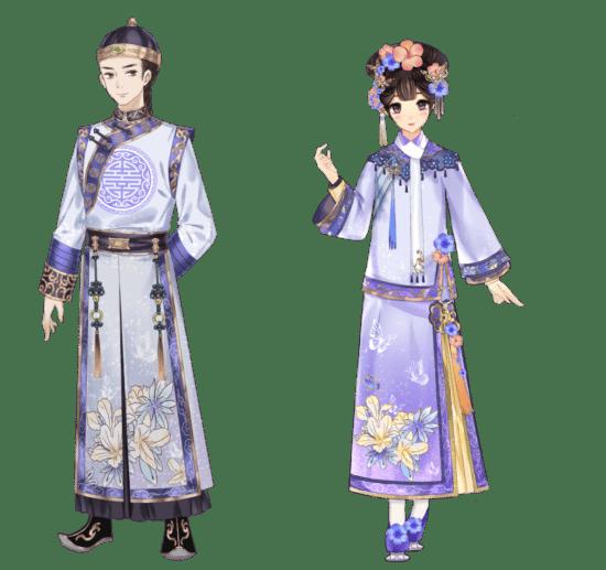 宮廷お着せ替えRPG「謀りの姫:Pocket」新UR従者「富察皇后」が登場!