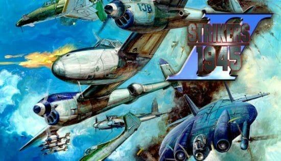 スコアアタック・オンラインランキングに対応した「ストライカーズ 1945 II」がSteamにて発売!