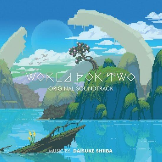 配信開始1周年!「World for Two」オリジナルサウンドトラックのダウンロード販売が開始!