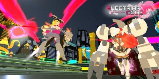AI美少女が戦う「エレクトリアコード」に大量の装備や新たなアリーナが追加!