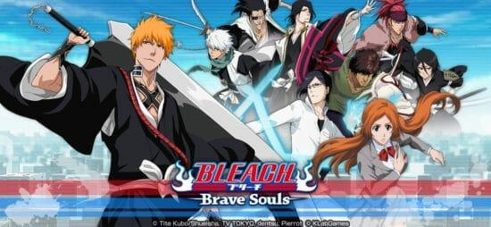 「BLEACH Brave Souls」新たにアジア地域へ配信決定!