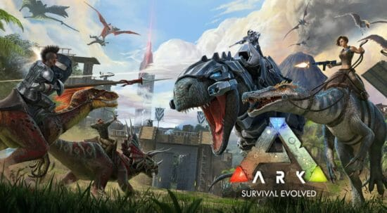 Epic Gamesが「ARK:SURVIVAL EVOLVED」を期間限定で無料配信!