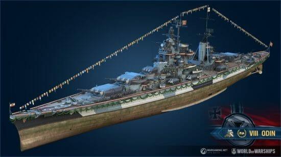 「World of Warships」造船所が再登場!ドイツ艦艇を建造せよ!