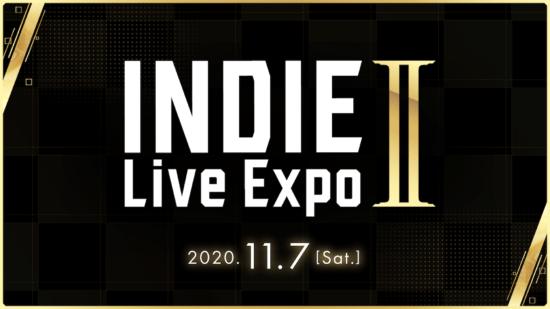 インディゲーム情報番組「INDIE Live Expo Ⅱ」11月7日に配信!エントリーも受付開始!