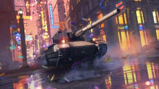 「World of Tanks Blitz」サービス開始6周年!ゲームグラフィックアップデート機能を実装!