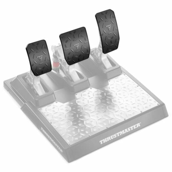 最高のレーシング体験が楽しめるThrustmaster「レーシングペダルセット」予約販売開始!