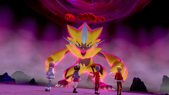 「ポケモン剣盾」100万人以上のトレーナーが幻のポケモン「ゼラオラ」に勝利!