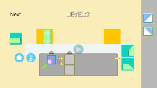 プラグラミング要素のあるパズルゲーム「Slice Logic」が6月29日にアプリストアで配信!