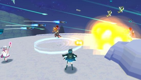サイバーステップ、PC向けオンラインゲーム「CosmicBreak Universal」開発を発表