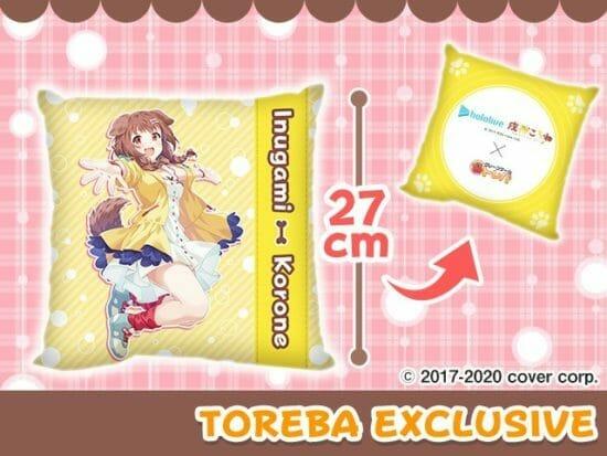 VTuber事務所ホロライブ所属「戌神ころね」が「トレバ」に登場!