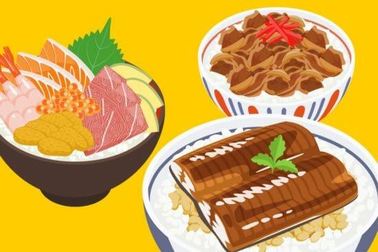 飯テロもできる!?丼物イラスト作成ツール「おれ丼」がアプリストアで配信開始!