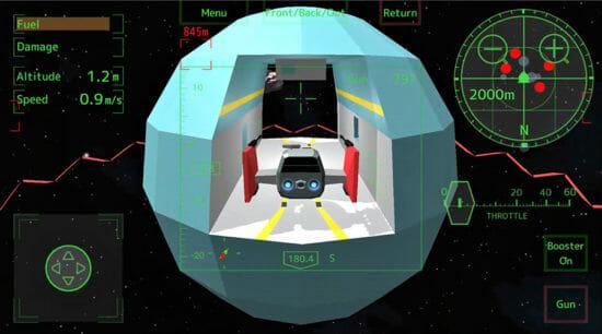 広大な宇宙を飛び回れ!カジュアルシューティングゲーム「GUN SHIP」がGoogle Playで配信開始!