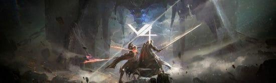 クロスプラットフォーム対応MMORPG「V4」グローバルサービス開始!