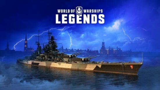 「World of Warships: Legends」サービス開始1周年記念イベントが開幕!