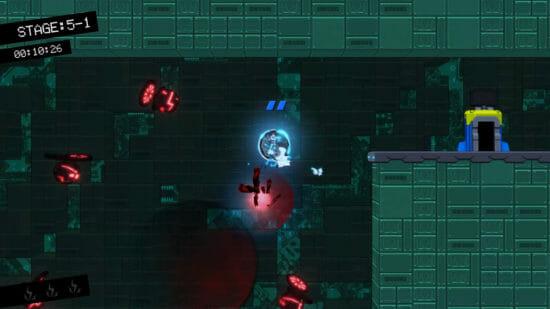 疾走感MAXのダッシュアクション「FoxVoltex」が7月31日Steamで配信!
