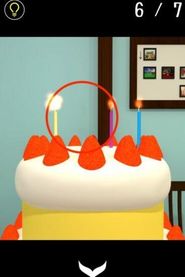 バースデーパーティー (Birthday Party) 攻略 その5(ミニゲーム)