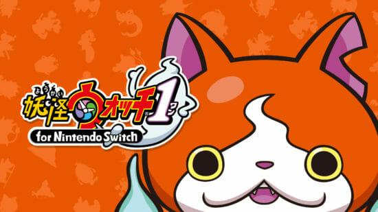 Switchセール情報!「妖怪ウォッチ1 for Nintendo Switch」が72%オフなど