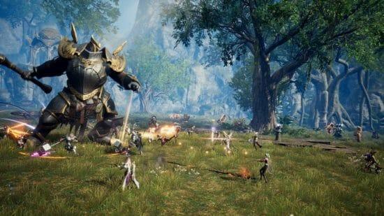 新作MMORPG「V4(ブイフォー)」が2020年秋に日本で配信開始!