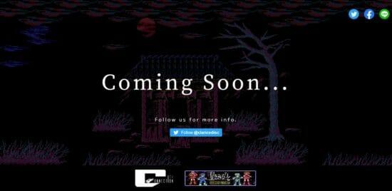 Switchで伝説のRPG「星をみるひと」をリリースしたシティコネクションが謎のティザーサイトを公開!