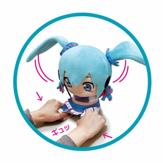 「初音ミク」の限定プライズが「トレバ」に登場!